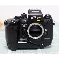 尼康f4s胶片相机(机身)