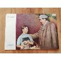 58年一版一印�|��版��片毛主席和小演�T(au19823637)_7788收藏__中��收藏�峋�
