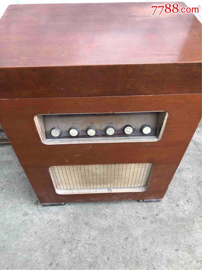 中国唱片厂,收音电唱机(au19839327)_