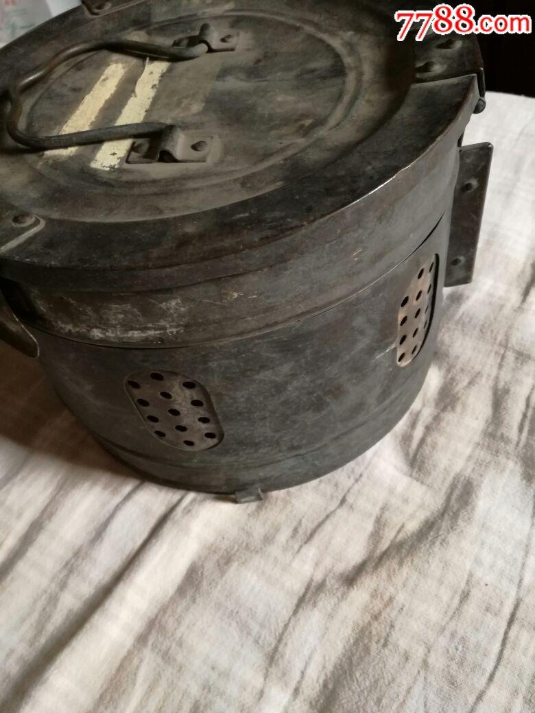 铜制医用桶一个(au19931511)_