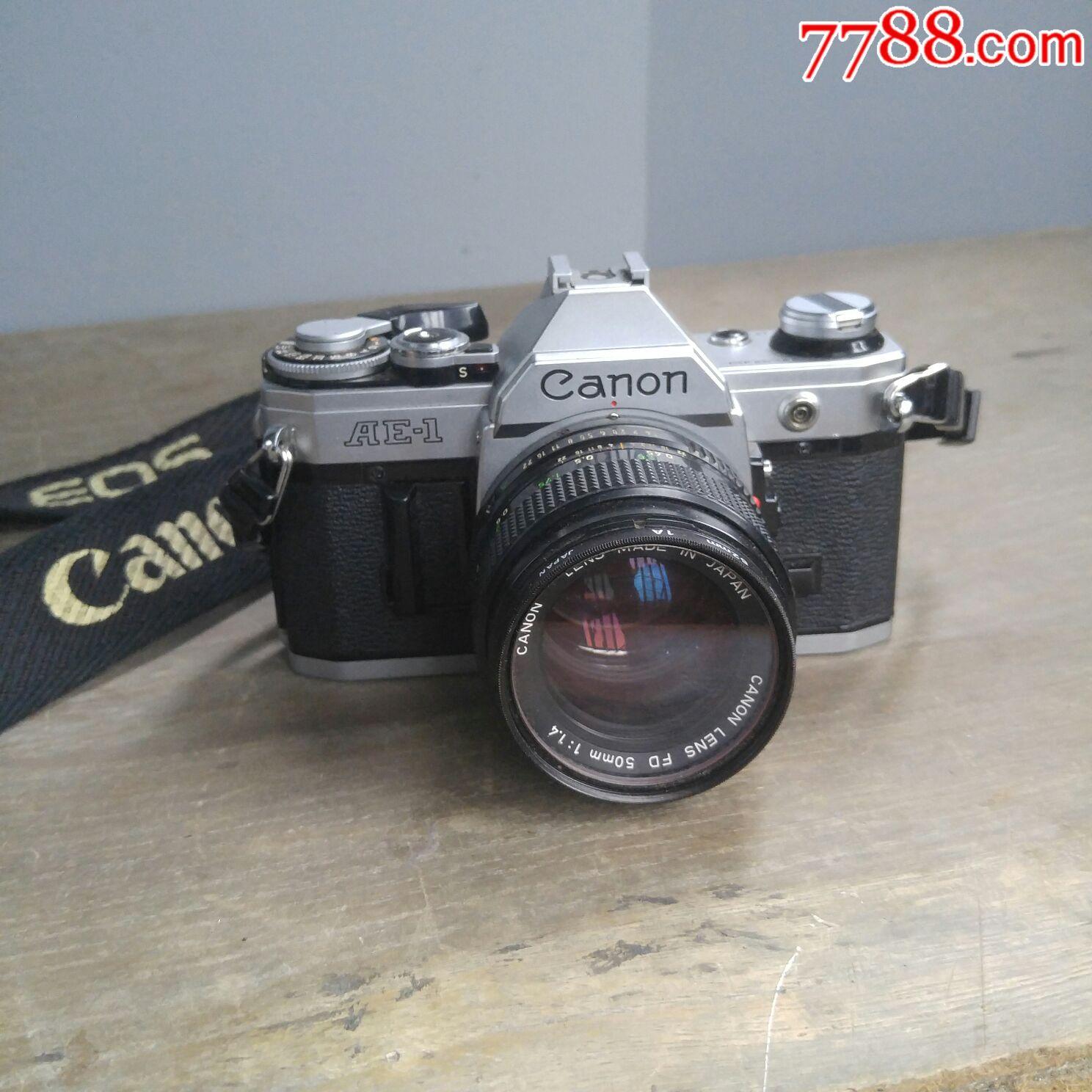 佳能AE-1单反相机_价格635元_第1张_