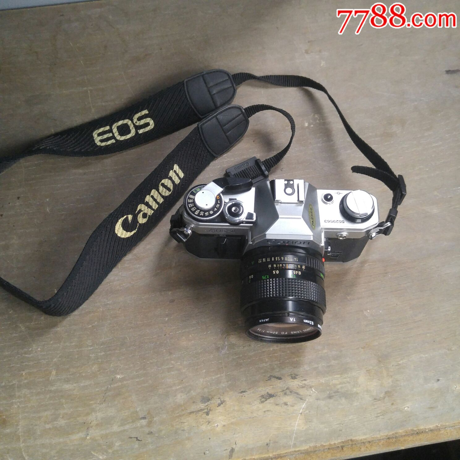 佳能AE-1单反相机_价格635元_第2张_