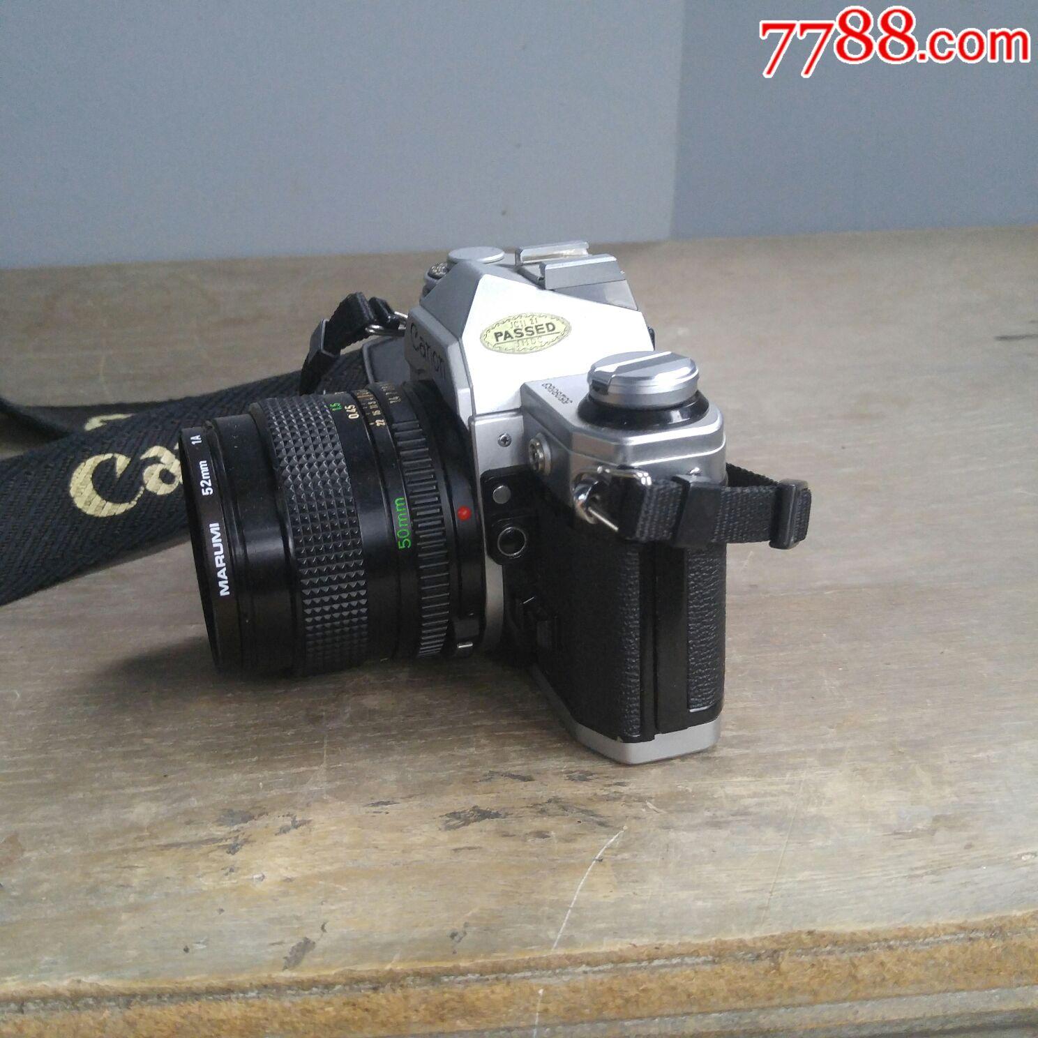 佳能AE-1单反相机_价格635元_第3张_