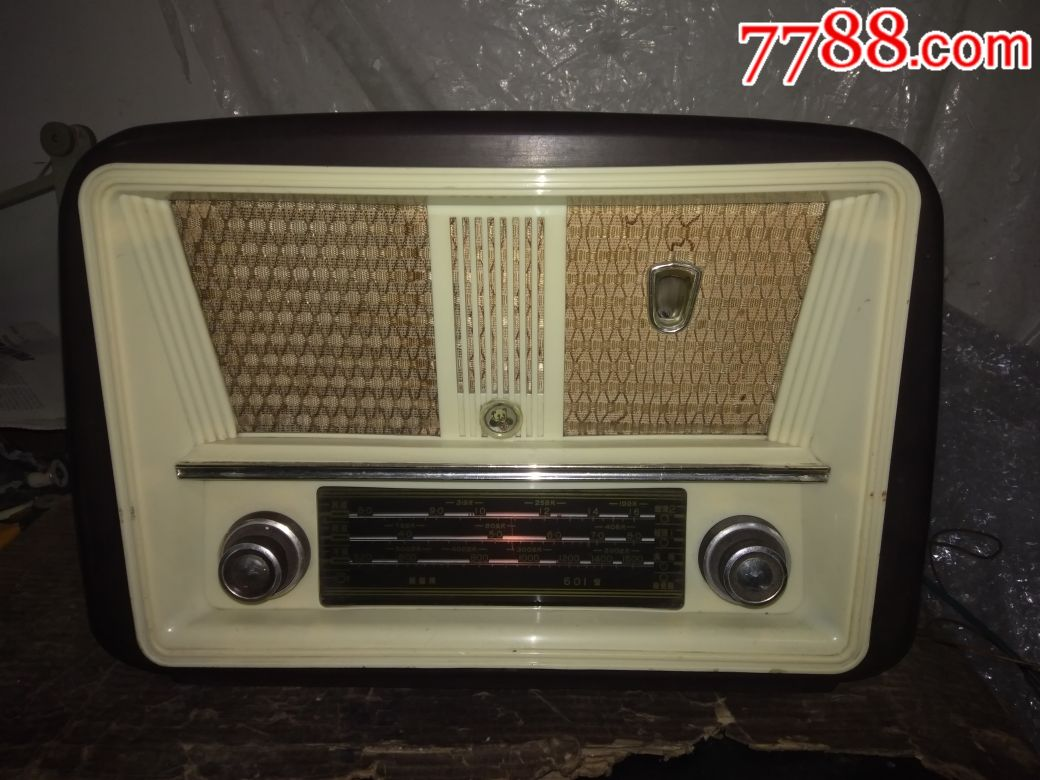 熊猫601-1收音机,61年产。(au19962505)_