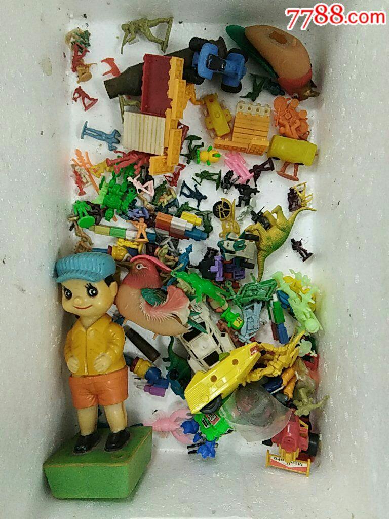 小玩具一堆(au20050167)_