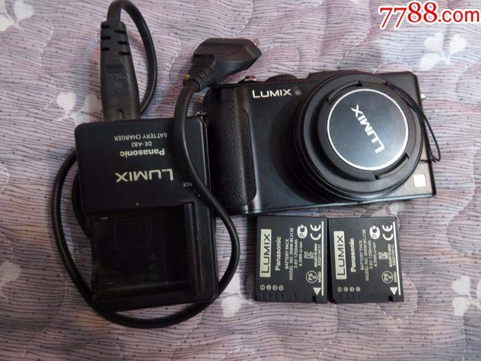 二手日本松下DMC-LX7�荡a相�C,可正常使用�]毛病_�r格450元_第2��_