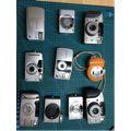 aps胶卷相机十台