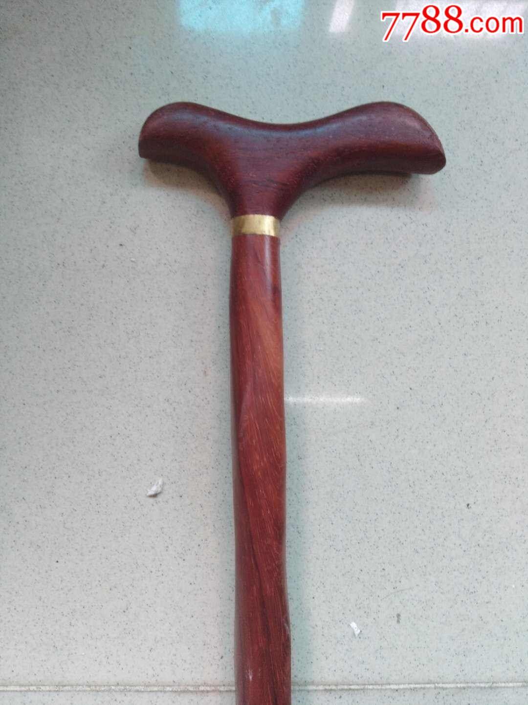 超大型花梨木木雕拐杖�L87厘米_�r格18元_第2��_