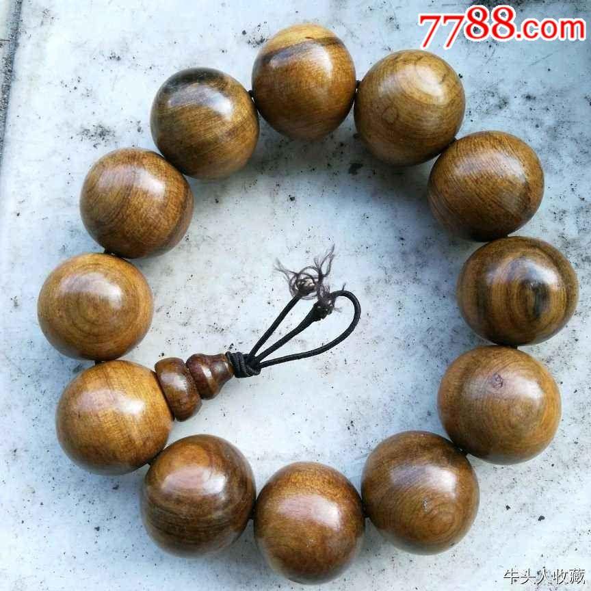 檀香木2.0手串珠子直��2厘米_�r格6元_第1��_