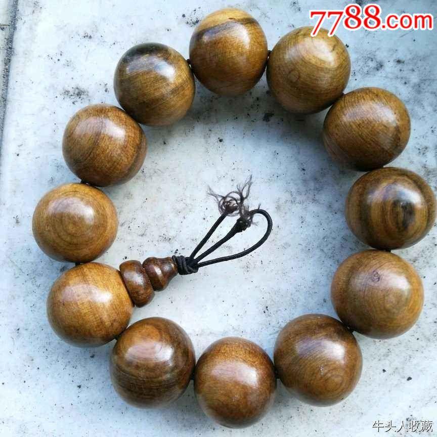 檀香木2.0手串珠子直��2厘米_�r格6元_第3��_