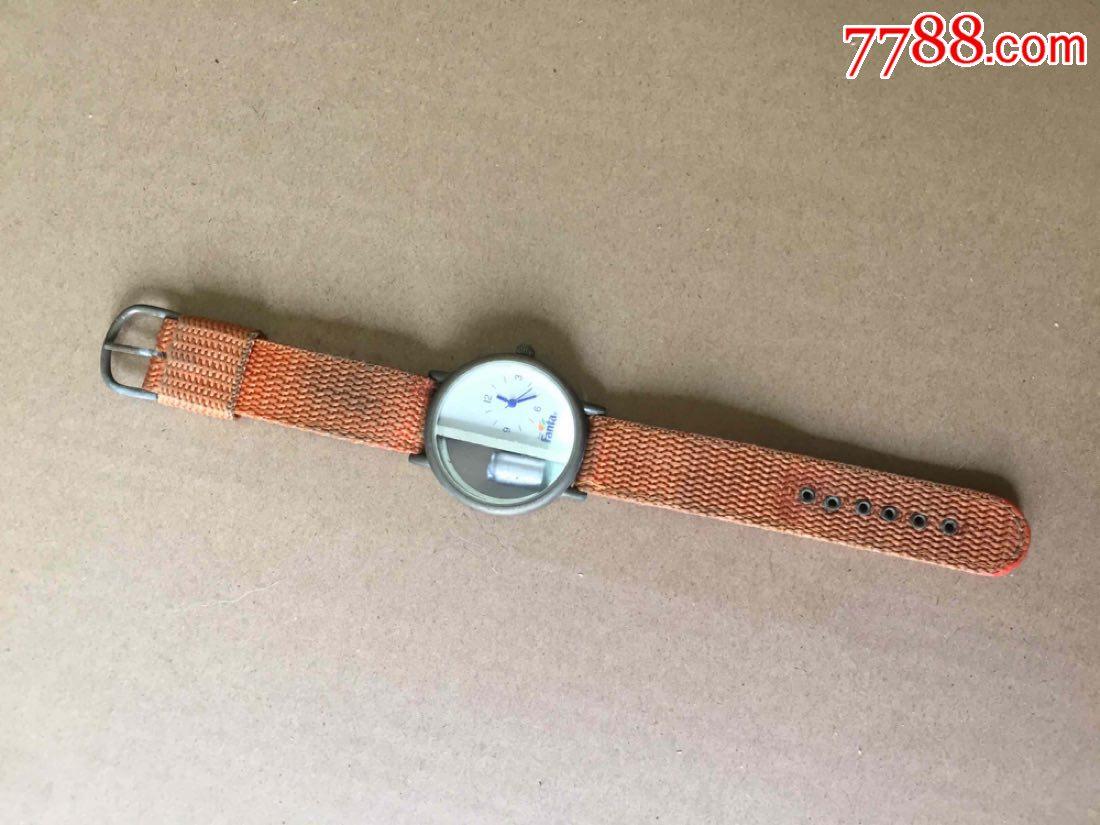 早期芬达汽水奖品-----芬达手表(au20133072)_