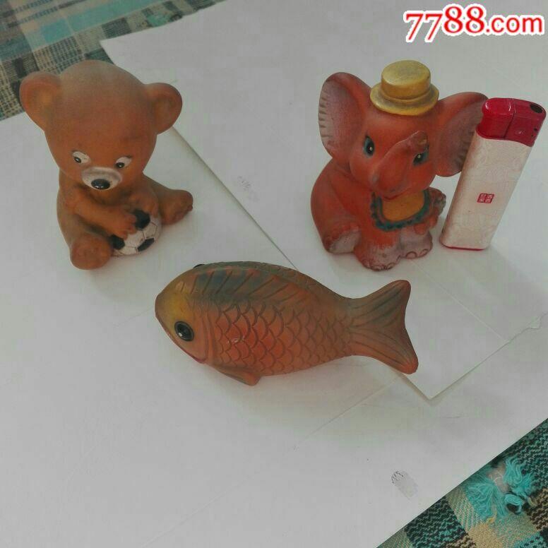 六,七十年代的小动物玩具_第1张_