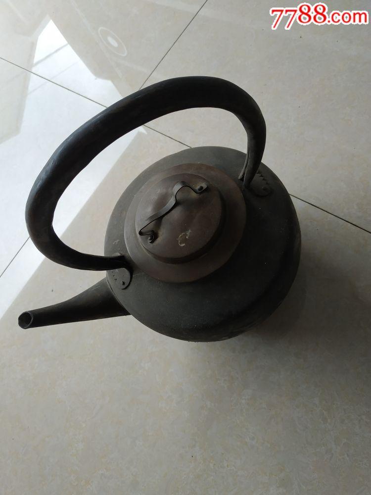 民国铜壶(au20225983)_