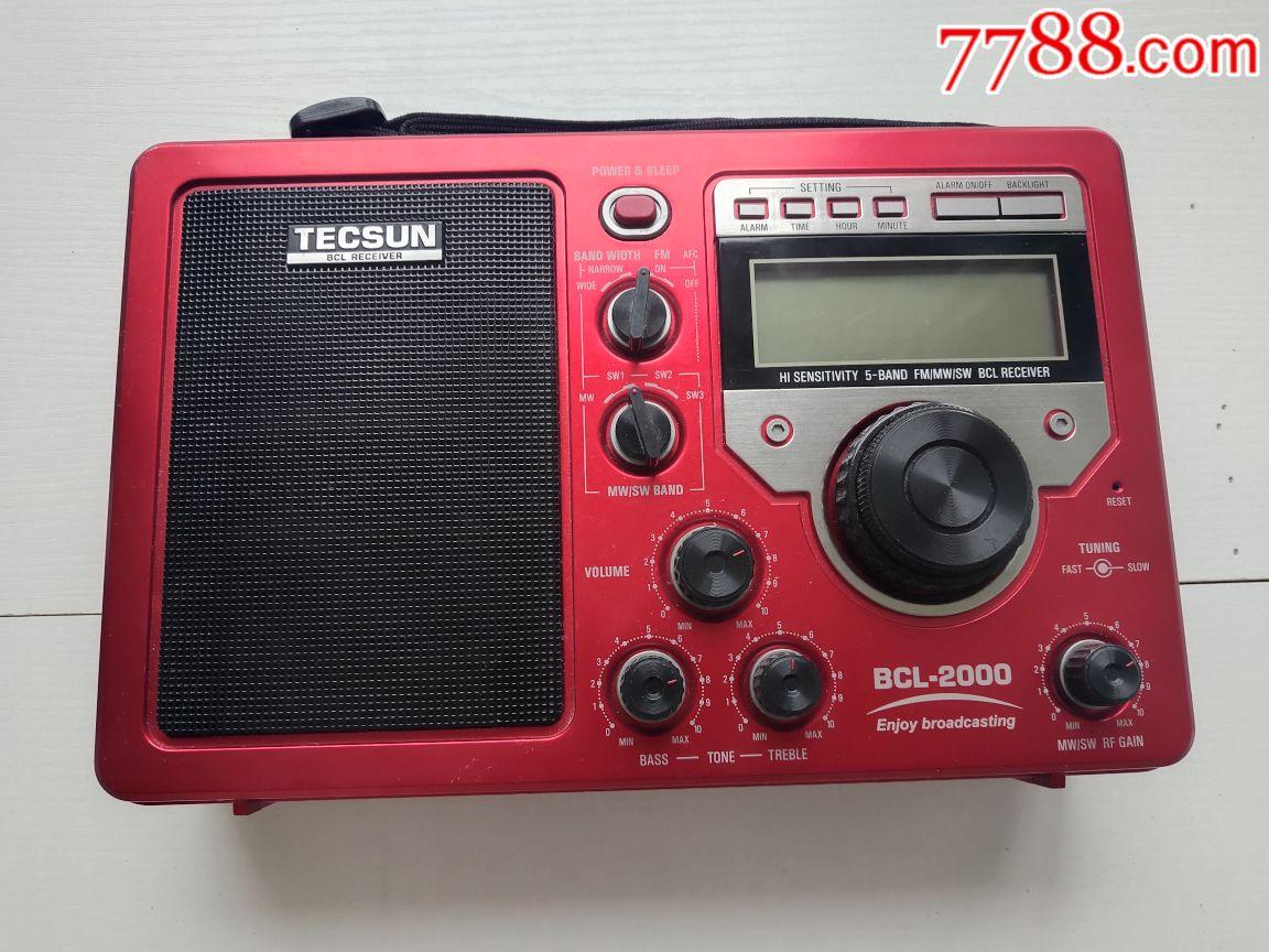 好品TECSUN一BCL2000收音机_价格192元_第1张_