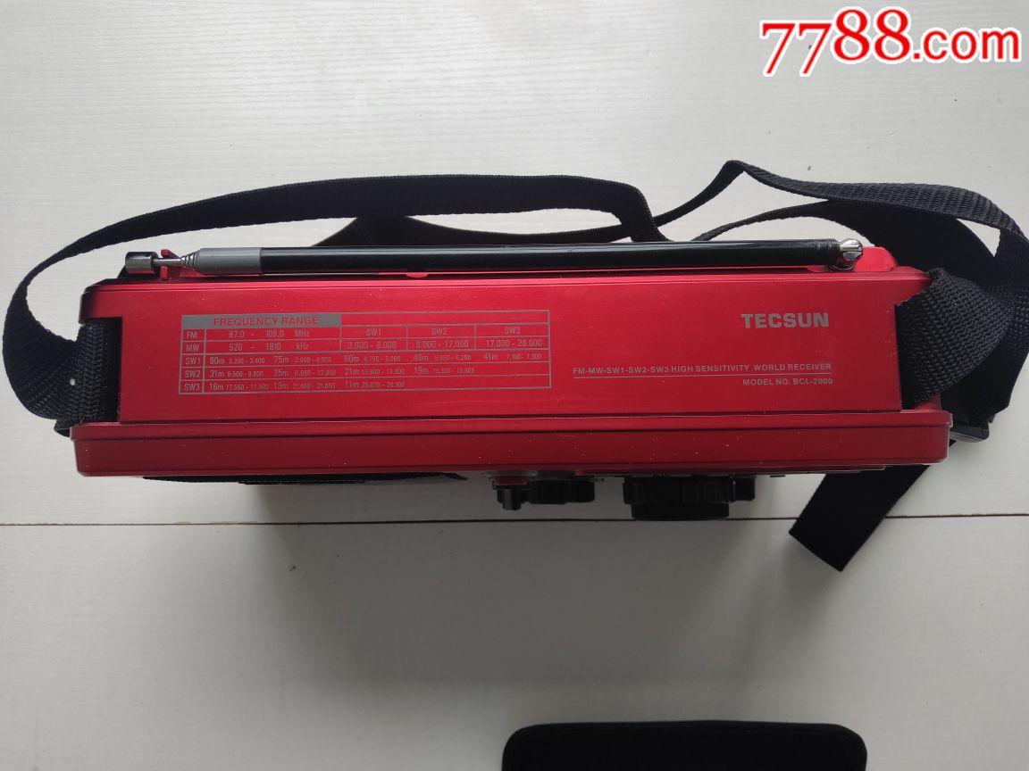 好品TECSUN一BCL2000收音机_价格192元_第4张_