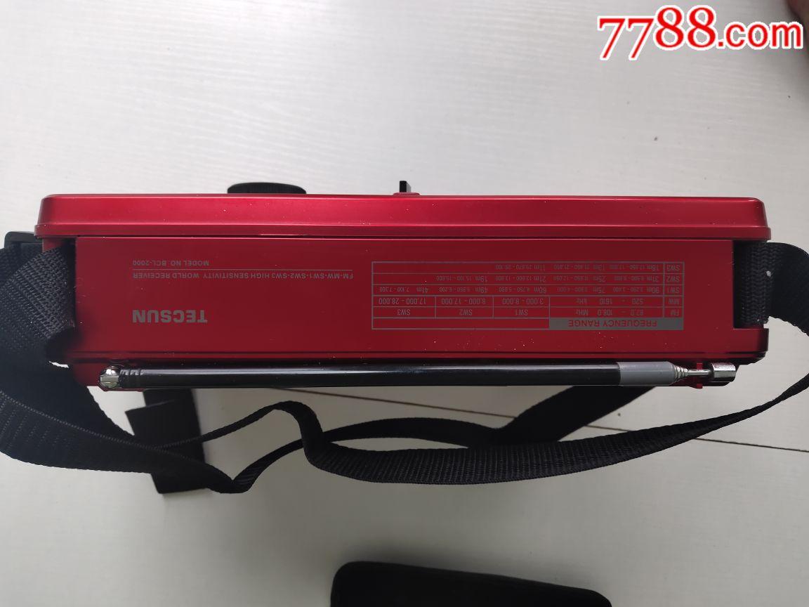 好品TECSUN一BCL2000收音机_价格192元_第5张_