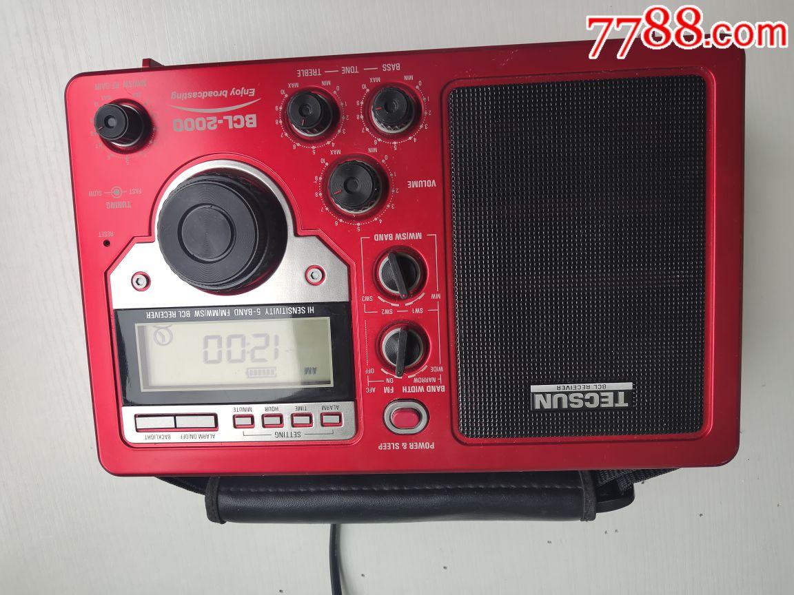 好品TECSUN一BCL2000收音机_价格192元_第11张_