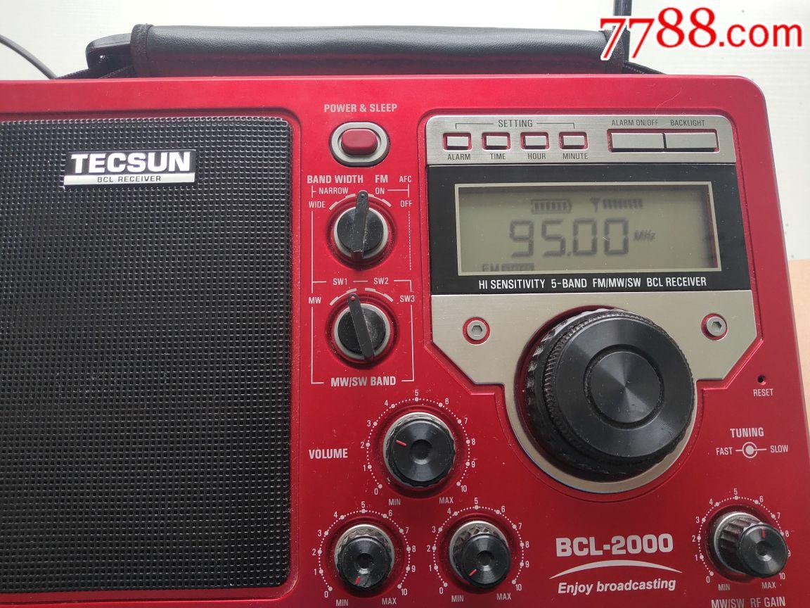好品TECSUN一BCL2000收音机_价格192元_第12张_