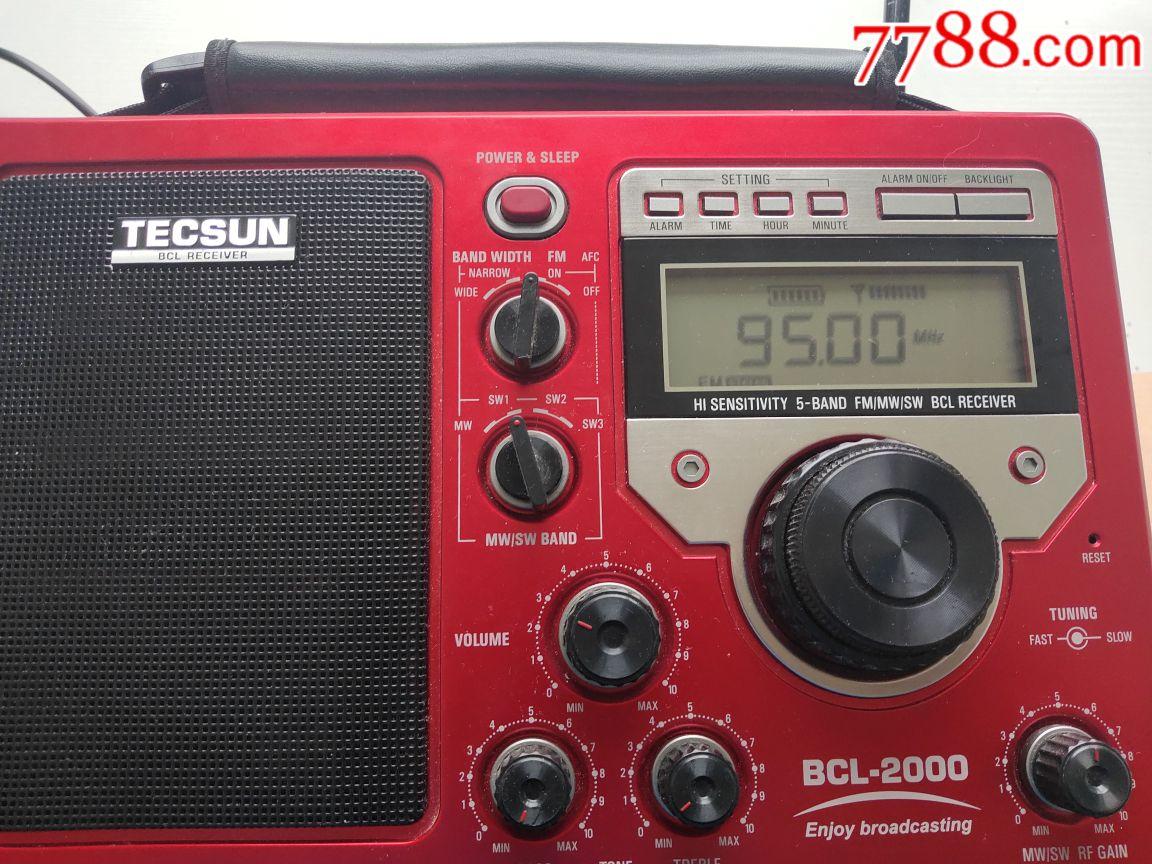好品TECSUN一BCL2000收音机_价格192元_第13张_
