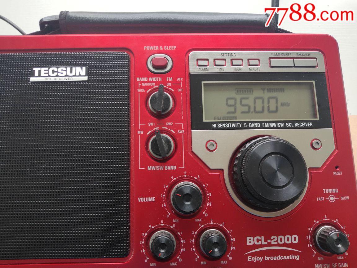 好品TECSUN一BCL2000收音机_价格192元_第14张_