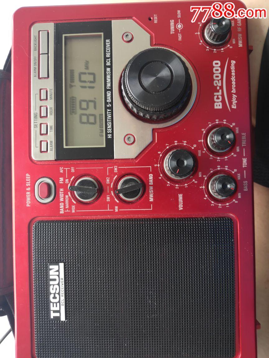 好品TECSUN一BCL2000收音机_价格192元_第16张_