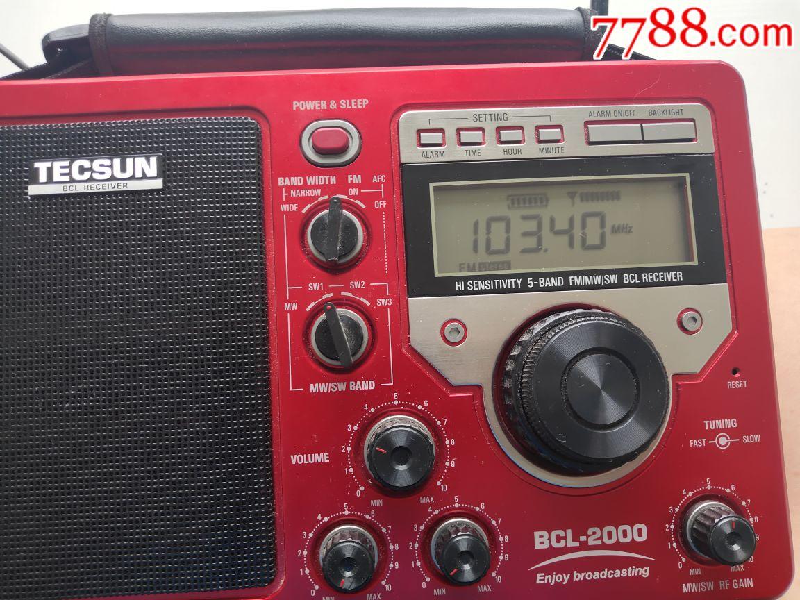 好品TECSUN一BCL2000收音机_价格192元_第17张_