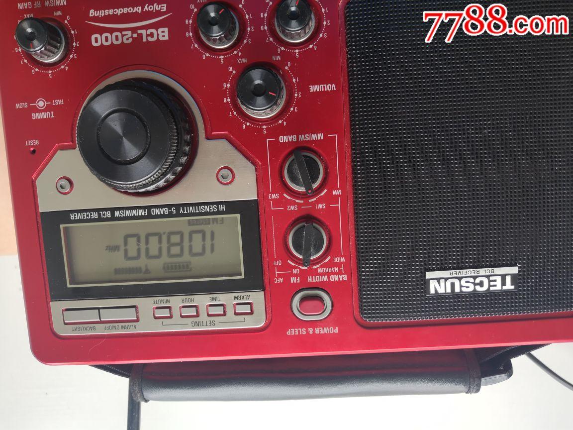 好品TECSUN一BCL2000收音机_价格192元_第18张_