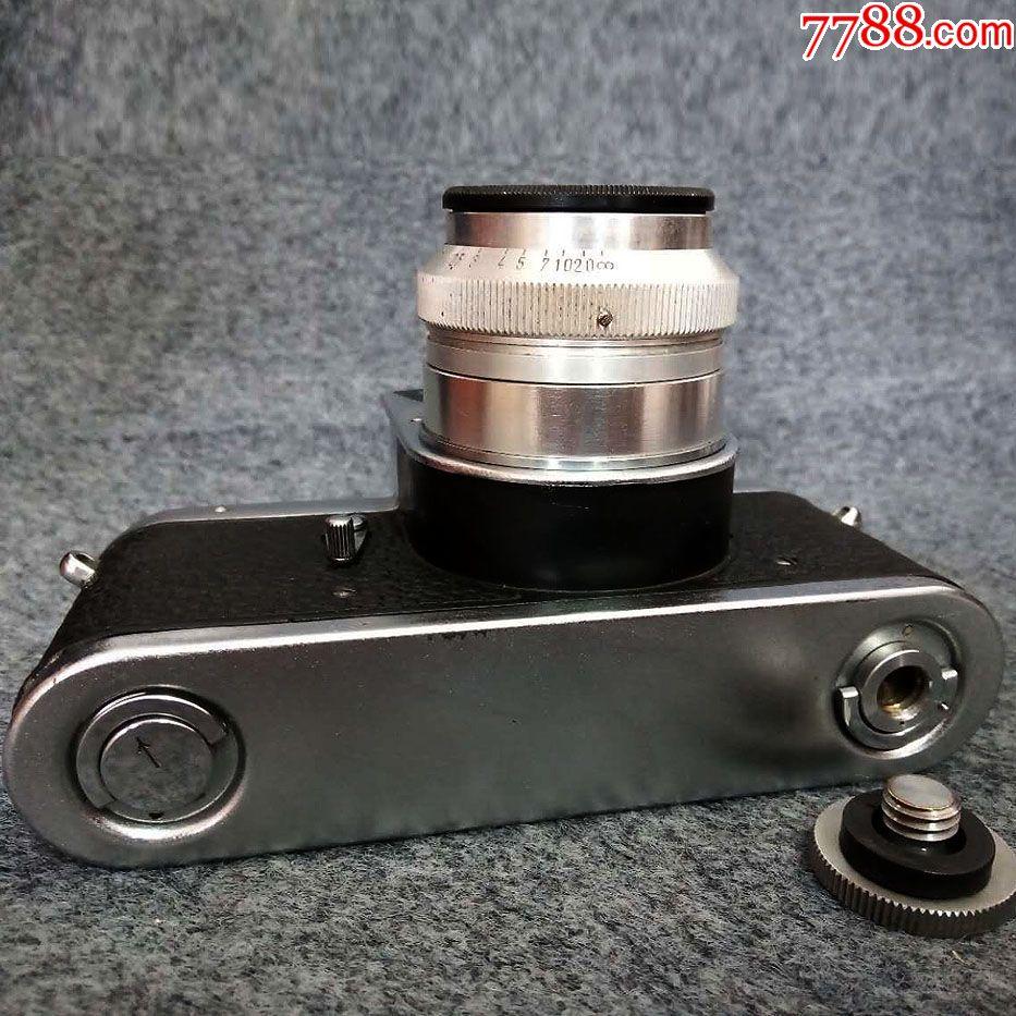 國產相機頂級藏品-第*代紫金山單反相機!品相一流,幾乎全新_價格71116元_第4張_