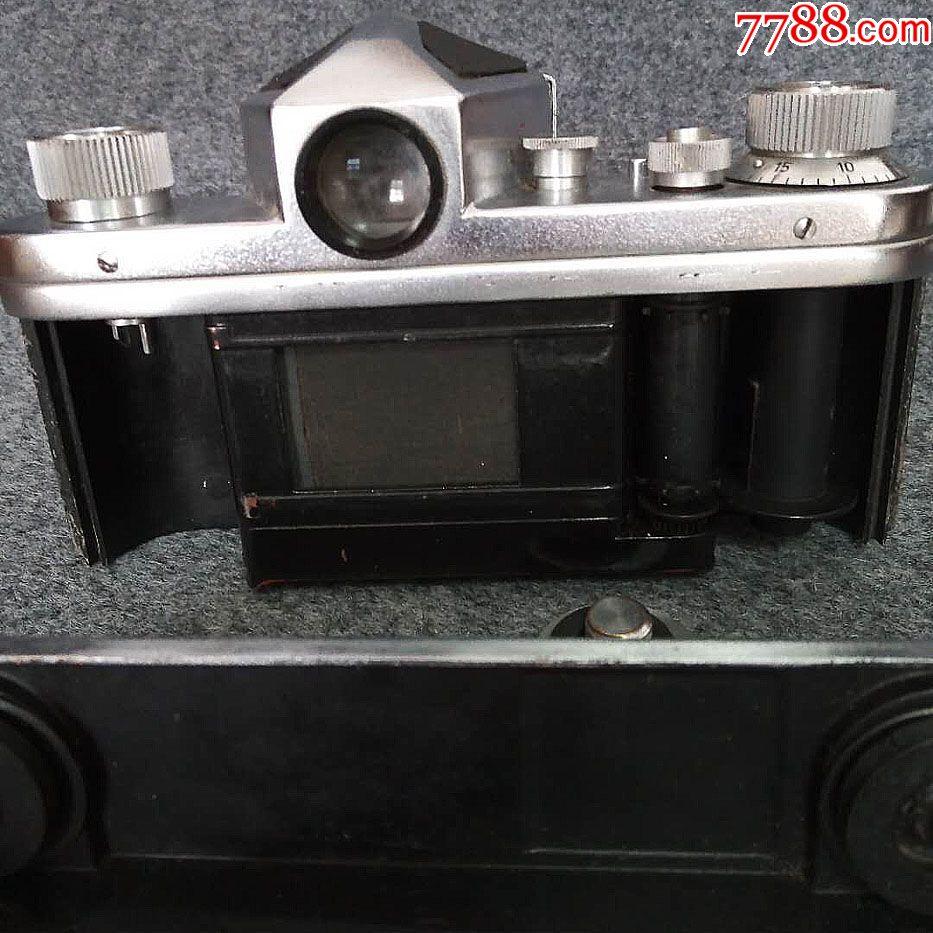 國產相機頂級藏品-第*代紫金山單反相機!品相一流,幾乎全新_價格71116元_第6張_