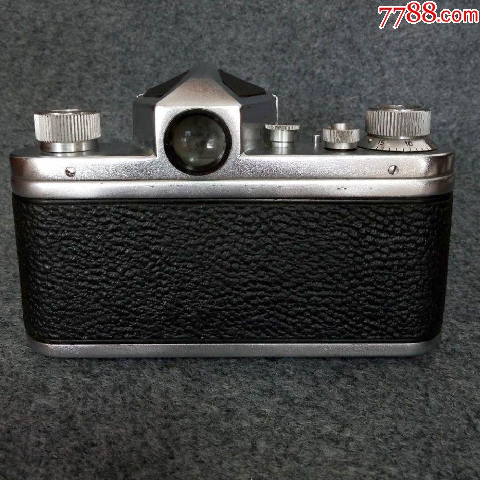 國產相機頂級藏品-第*代紫金山單反相機!品相一流,幾乎全新_價格71116元_第10張_
