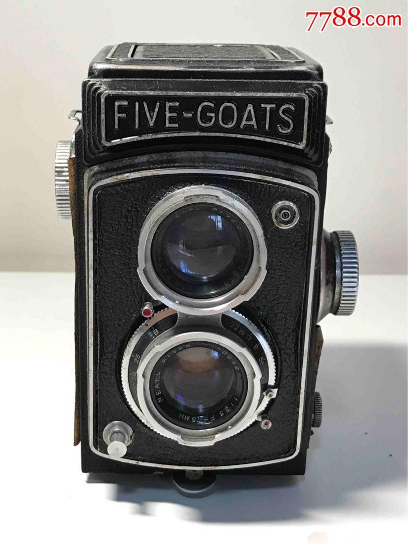 非常少见早期广州生产五羊双反相机_价格2288元_第2张_