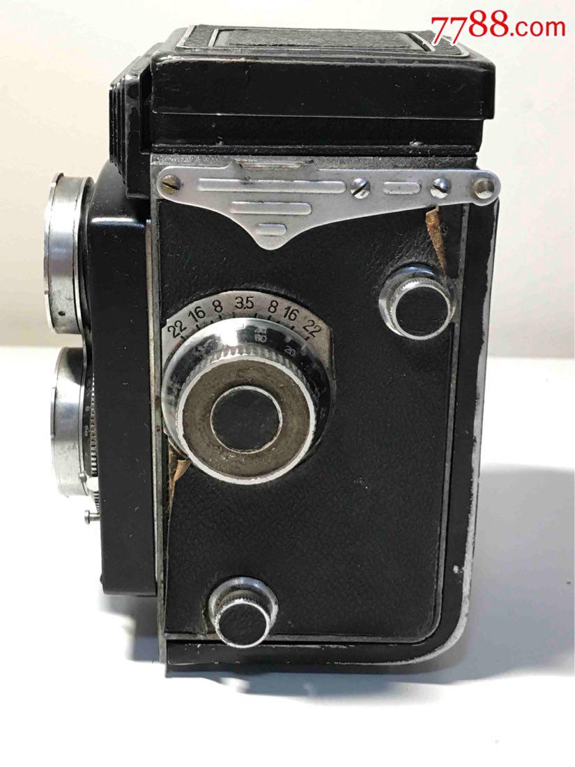 非常少见早期广州生产五羊双反相机_价格2288元_第3张_