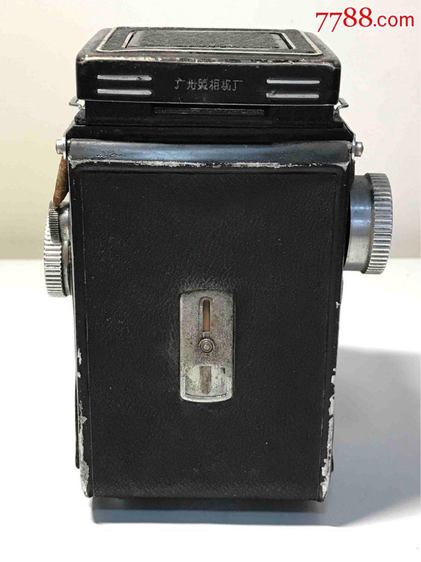 非常少见早期广州生产五羊双反相机_价格2288元_第4张_