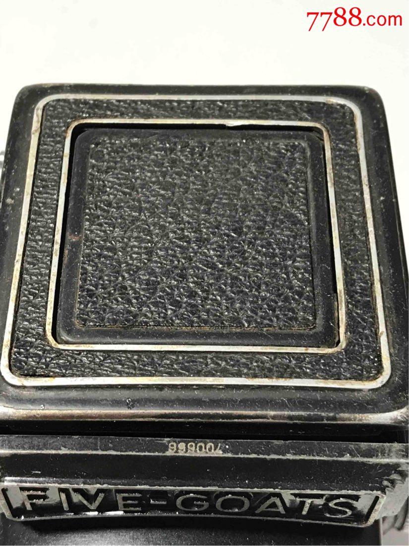 非常少见早期广州生产五羊双反相机_价格2288元_第6张_