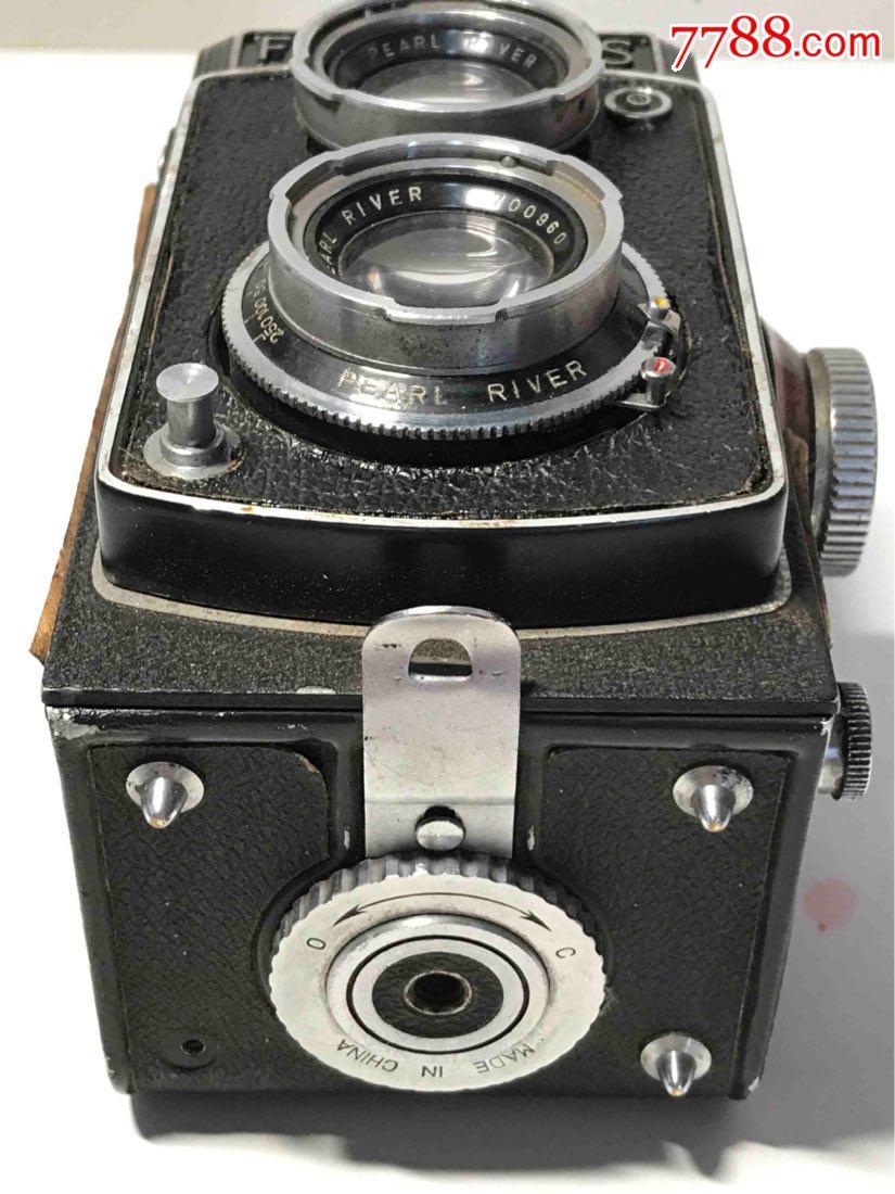 非常少见早期广州生产五羊双反相机_价格2288元_第8张_