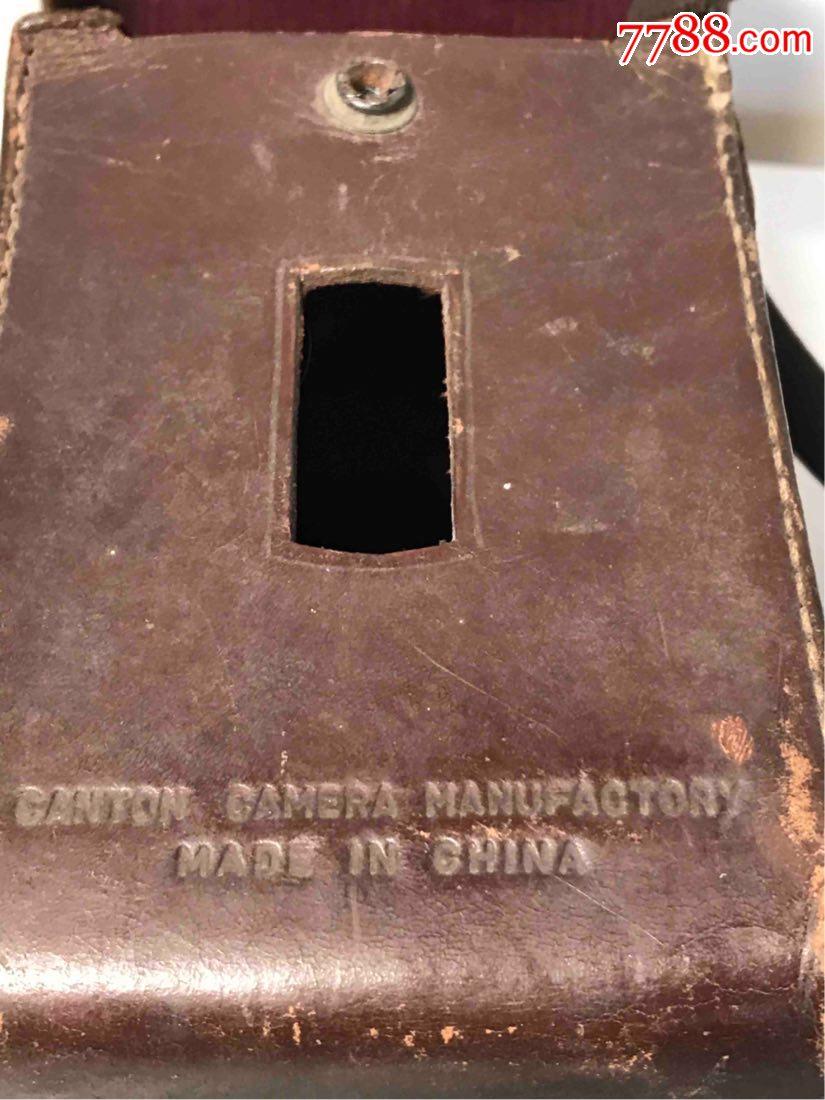 非常少见早期广州生产五羊双反相机_价格2288元_第9张_