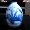 带款景德镇青花瓶摆件(zc20411744)_7788旧货商城__七七八八商品交易平台(www.mintska.com)