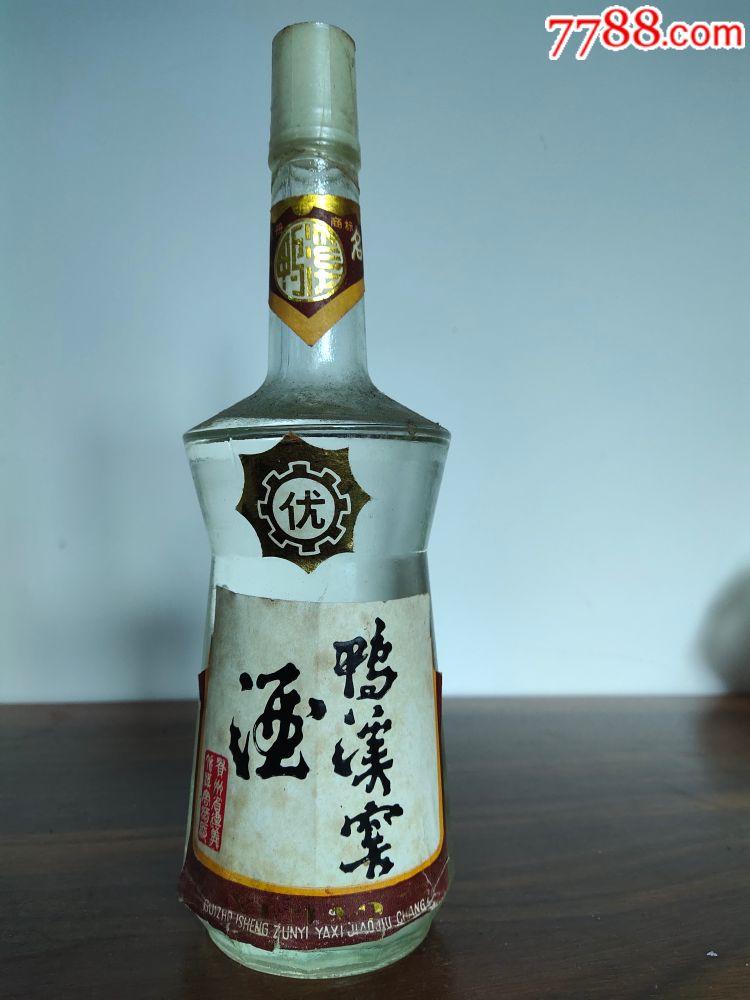 �F州老八大名酒之一~88年��溪窖酒(au20412748)_