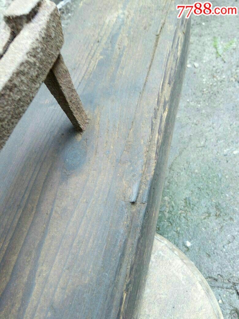 民俗工具收藏,用途不明的木制品_价格268元_第5张_