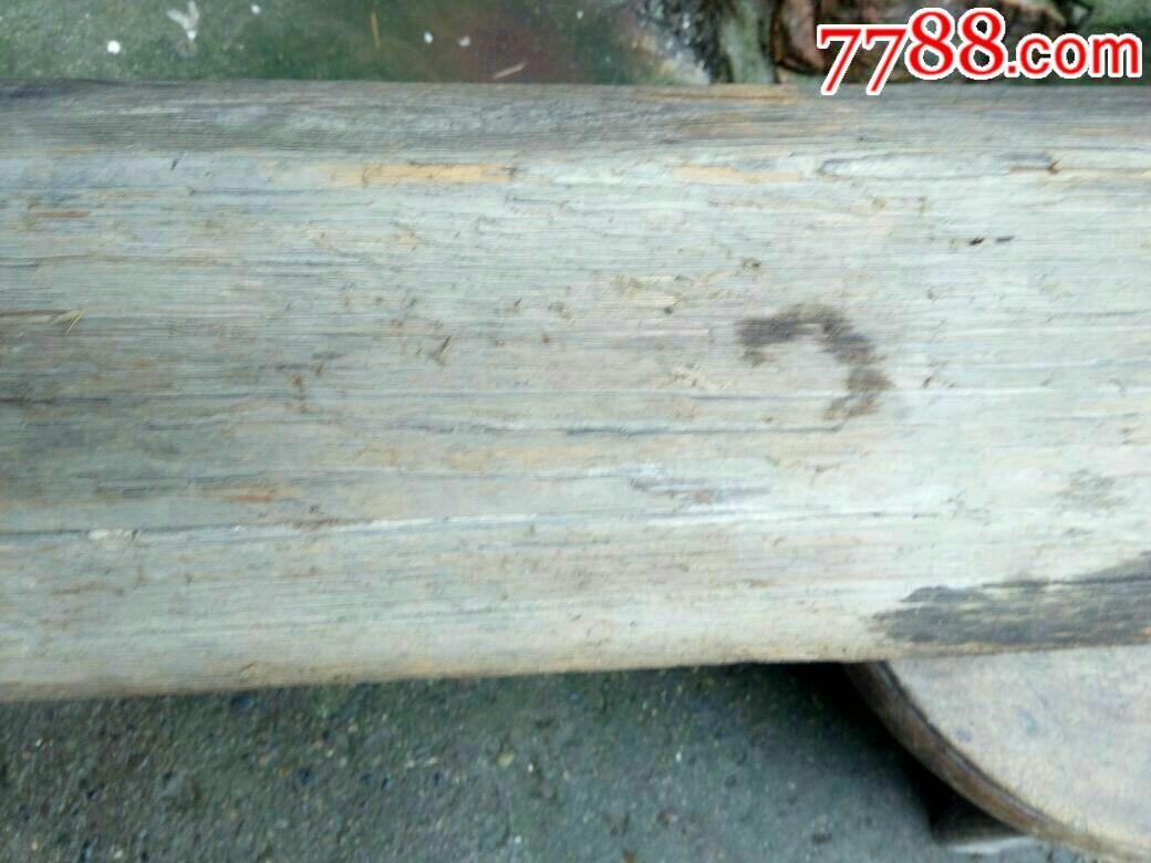 民俗工具收藏,用途不明的木制品_价格268元_第7张_
