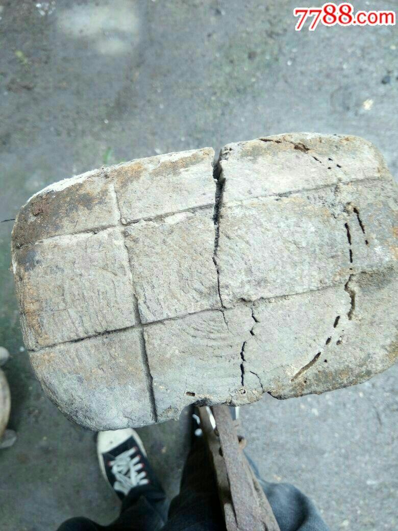 民俗工具收藏,用途不明的木制品_价格268元_第9张_