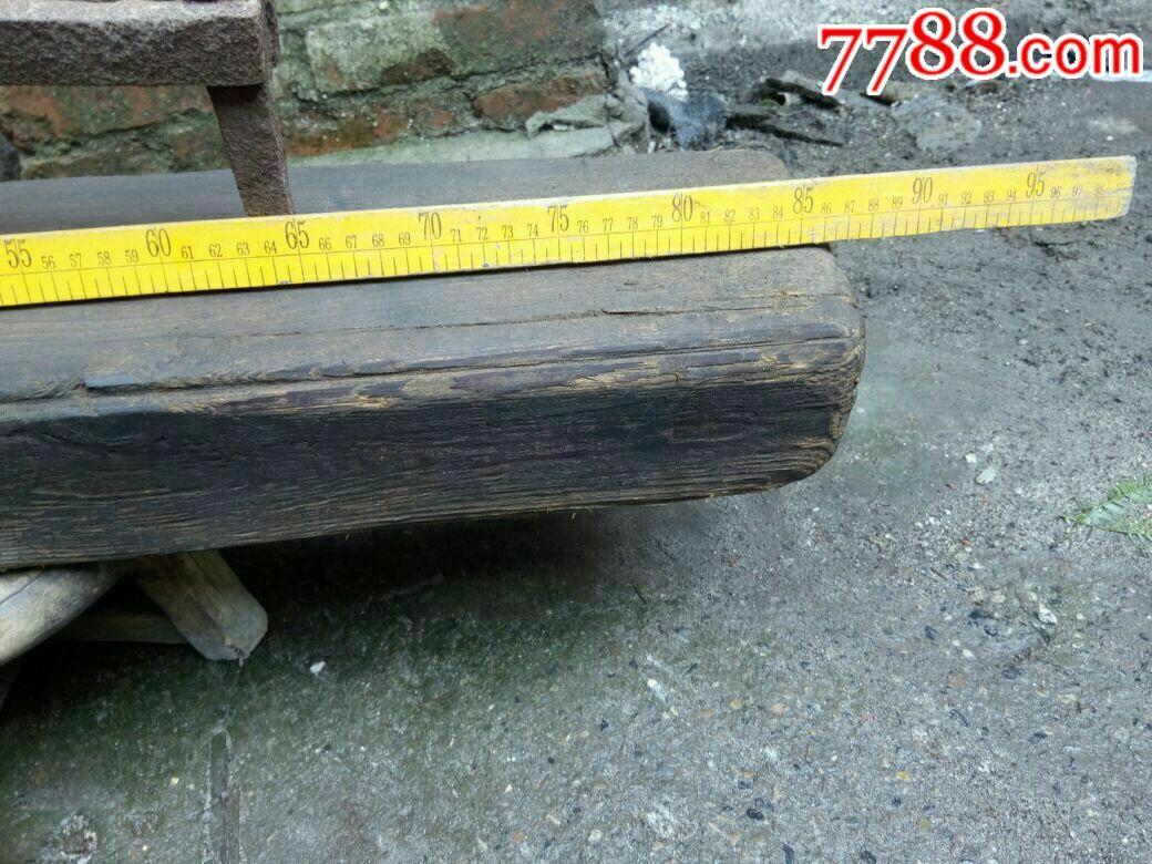 民俗工具收藏,用途不明的木制品_价格268元_第11张_