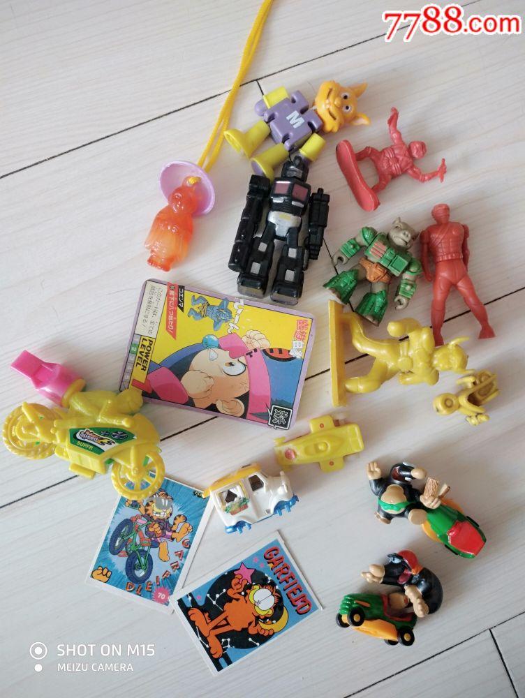 忍者���B鼠等早期小玩具(au20517106)_