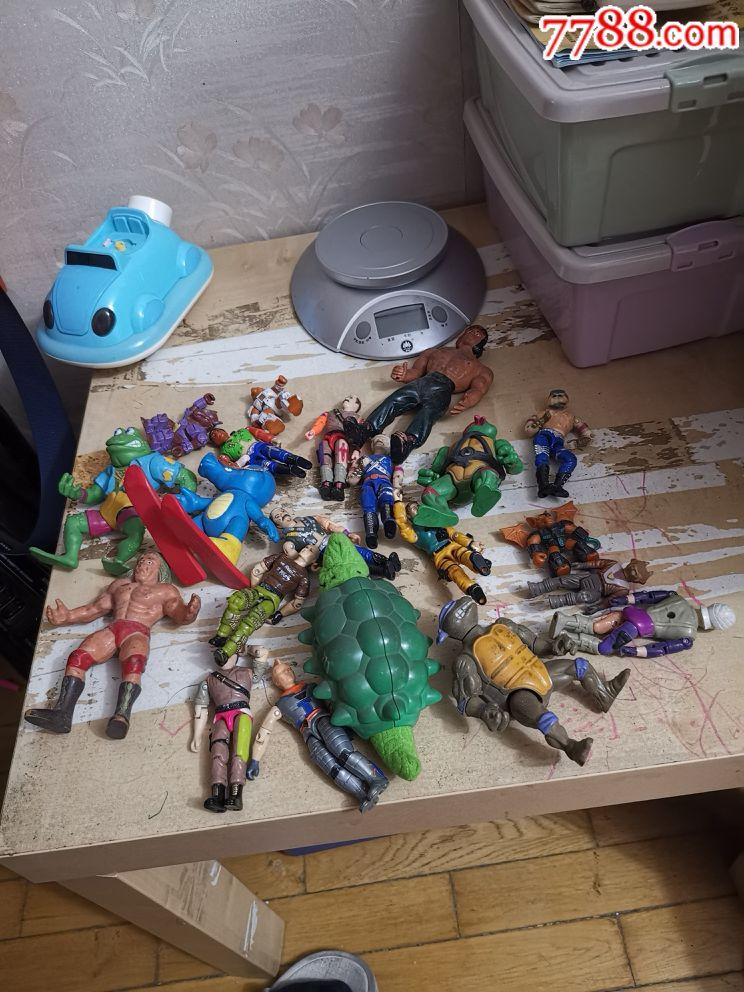 动漫人物玩具一堆(au20848212)_