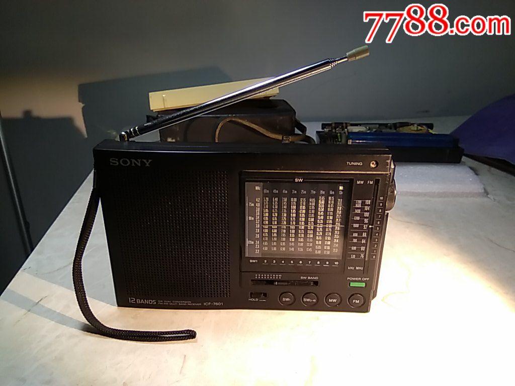 索尼7601全波收音�C(au20635098)_