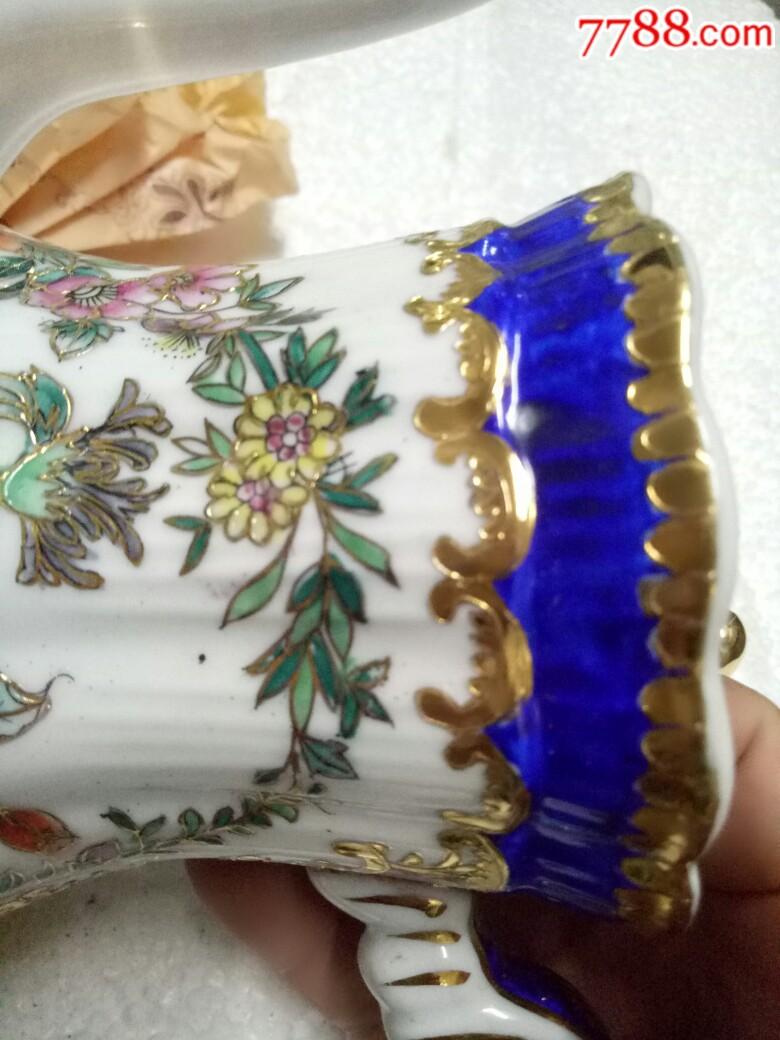 五六十年代外销精品瓷壶,全新未用_价格175元_第13张_