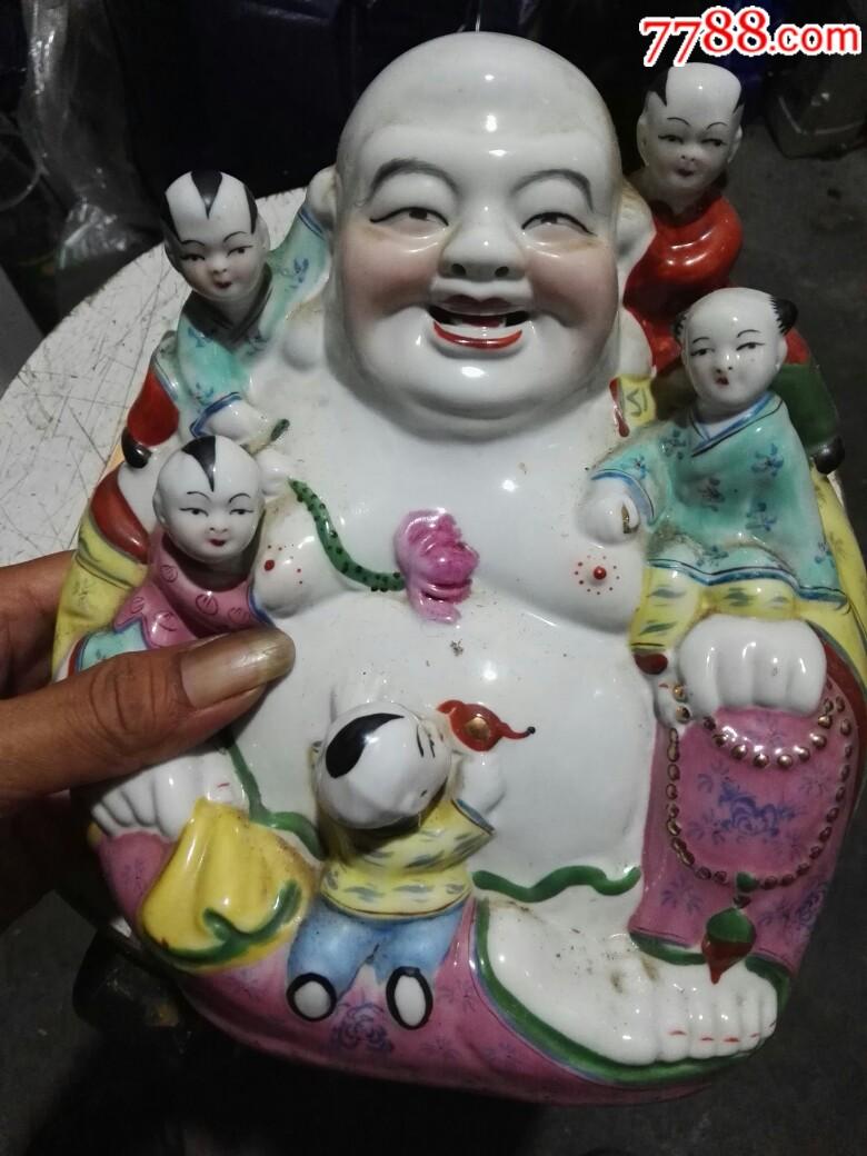 瓷佛像�[件,全品,4�(au20761763)_