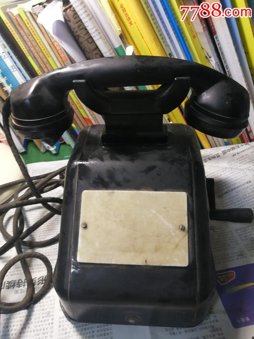 手摇电话机,品相好,拍后顺丰到付_价格290元_第2张_