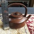 早期旧收藏瓷器提梁壶高档紫砂壶63732(zc20908607)_馨馨馨