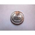 未流通卷拆品1988年5分背透币一枚(zc20910005)_7788收藏__收藏热线